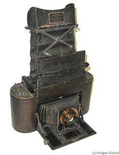 Graflex: Graflex No.1A camera