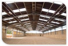 Equestrian Steel Framed Buildings