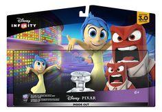 Amazon.com: Disney Infinity 3.0 Edition: Disney Pixar's Inside Out Play Set - Not Machine Specific: V Di 3.0 Pixar Inside Out Playset: Video Games
