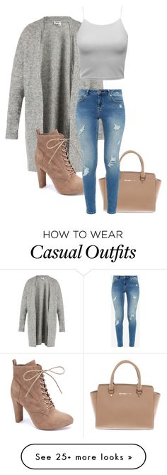 """""""Autumn- Casual"""" by design-by-c on Polyvore featuring Acne Studios, Wild Diva, Michael Kors and Ted Baker"""