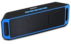 HOFi Bluetooth Speaker - Surround Sound Wireless Speaker with Built-in Hands Free Mic- Works for Iphone, Ipad, Samsung, other Smart Phones, Mp3 Players (Blue) HOFI http://www.amazon.com/dp/B01538UDXC/ref=cm_sw_r_pi_dp_mFKwwb02BMHR9