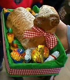 Velikonoční beránek — Kluci v akci — Česká televize