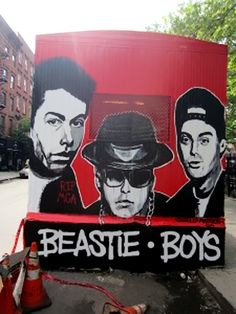 Beastie Boys music will live on longer than any crap you hear on the radio these days...
