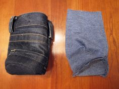 Sew your own chalk bag