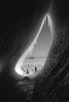 Terra Nova, Antarctica (1911-1912) / Herbert Pointing