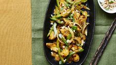 Look at this recipe - Chicken Satay Stir Fry -  and other tasty dishes on Food Network.