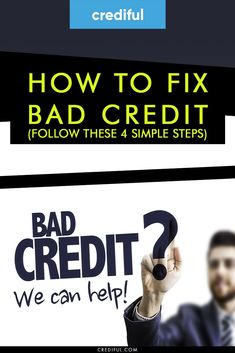 Ready to fix your credit once and for all? Here's the comprehensive how-to guide so you can get back every point possible. Fix Bad Credit, How To Fix Credit, Ways To Build Credit, Improve Your Credit Score, Money Tips, Money Saving Tips, How To Get Better, Money Management, Personal Finance