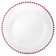 I pinned this Liberty Charger Plate from the A Fabulous 4th of July Fete event at Joss and Main!