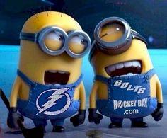 Tampa Bay Lightning - Minion mania!