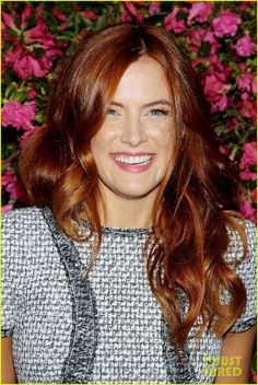riley keough red hair formula - Google Search