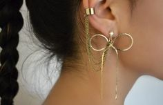 loveee this earrings