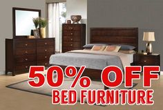 50 PERCENT OFF DISCOUNT-CAMERON-collection-203491-Bedroom-Furniture-set