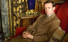 Evelyn Napier (Brendan Patrick) - - Downton Abbey, series four. Please  Evelyn, make a move!