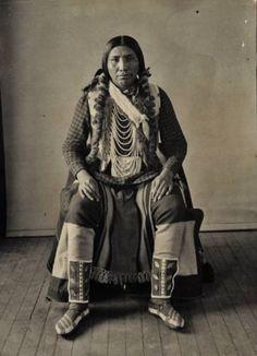 George Caperty - Yakama - 1901