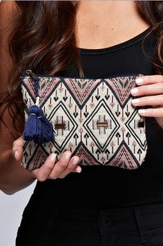 Tapestry Makeup Pouch