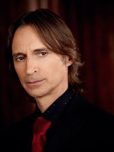 Robert Carlyle- Once Upon a Time he is an intense actor like tim roth-high energy and interesting