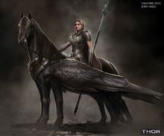 Thor: TDW Valkyrie Concept 2