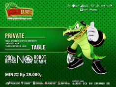 PokerBuaya.com - Judi Poker Indonesia Terpercaya - Bonus Referal Tertinggi dihitung dari TurnOver - Private Table dengan Fitur Password - Fitur Hide Nickname