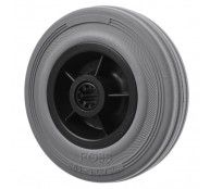 Gvr Series Rubber Wheels Grey