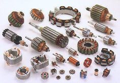 Different Rotor Shapes Electrical Engineering Books, Robotics Engineering, Electrical Projects, Electronic Engineering, Hobby Electronics, Electronics Projects, Electric Motor Generator, Electrical Energy, Electrical Wiring