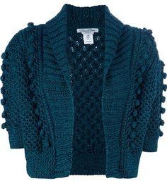 Oscar de la Renta    Love the richness of this color!
