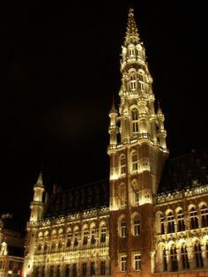 Ayuntamiento de Bruselas #belgica #bruselas