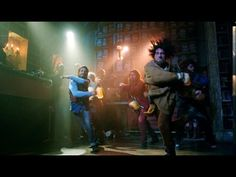 It seems Sean Astin can't stop thinking about his time in Middle-earth, and his imagination has an epic dance battle to prove it.
