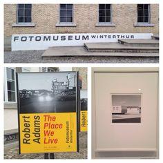 Robert Adams - The Place We Live, a Retrospective. Fotomuseum Winterthur