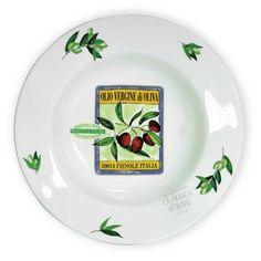 Jill Butler - Vergine Pasta Bowl Set of 4 #JillButler