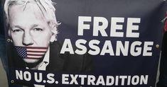 """Am kommenden Sonntag ist eigentlich die 50-wöchige Haftstrafe für Julian Assange zu Ende bzw. 50% davon sind abgesessen, und da kommen """"normale"""" Häftlinge im Vereinigten Königreich für gewöhnlich auf freien Fuß. Dass dem in seinem Fall nicht so ist, musste Julian Assange letzten Freitag per Videozuschaltung aus seinem Hochsicherheitsgefängnis erfahren. Am letzten Samstag veröffentlichte die it ... Chelsea Manning, Us Air Force, Der Richter, Justiz, Great Awakening, Joker, Movie Posters, Fictional Characters, Image"""