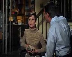 """▶ Wait Until Dark - trailer (1967) - YouTube ~ Beautiful Audrey Hepburn in a thriller. Music is scary. Plot is scary. Has one of the best """"jump out of your seat"""" scenes in the movies."""