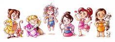 Teenage princesses #4