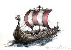 Viking Ship 3