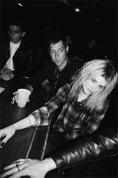 Music team Jamie Hince and Alison Mosshart of The Kills are lending their edgy looks and personal style to Equipment yet again for its fall 2013 ads, shot by the band's official photographer Kenneth Cappello Jamie Hince, Alison Mosshart, The Legend Of Heroes, French Girls, Music Photo, First Language, Queen, Band Tees, Punk Rock