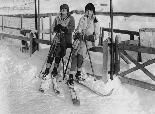 1921 While the ways people enjoy winter have not changed all that much, keeping warm during all that winter fun has been an evolving process.