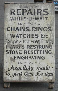 In the Jewellery Quarter Conservation Area. Appropriately faded - well suited to the Jewellery Quarter. I wonder how many years service this board has given to the Manna Bros. Birmingham Jewellery Quarter, Birmingham England, West Midlands, Conservation, 1, Memories, Pearls, Street, Board