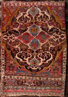 Persian Bidjar wagireh, pre 1910, Jozan gallery