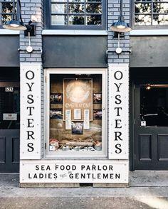 Rodney's Oysters in Vancouver, via Davina⚡️ (@heydavina)