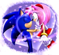 Amy Rose, Sonic Y Amy, Sonic The Hedgehog, Sonamy Comic, Sonic Franchise, Sonic And Shadow, 4th November, Sonic Fan Art, Disney And More