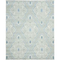 The deco rugs were made with museum inspired designs and handcrafted using the highest quality material available.