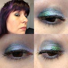 Heute is nix geworden... #p2 #beyondlagoon #sheensupreme #geleyeshadow in 010 #oceanshimmer und 030 #hiddentreasure 🙈 #p2cosmetics #dm_p2cosmetics #eyesoftheday #eotd #eyes #eyemakeup #amu #augenmakeup #eyelook #makeupoftheday #face #faceoftheday #fotd #selfie #selfies #me #itsme