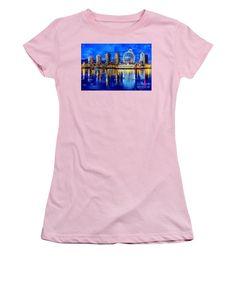 Women's T-Shirt (Junior Cut) - Vancouver British Columbia Canada