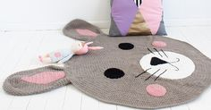 Kids will be lining up to sit and play on these gorgeous play mats from Mooi Baby - they're perfect for play rooms, reading nooks and everywhere else too.