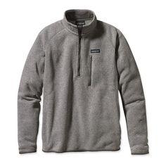 Patagonia Men's Better Sweater® 1/4-Zip Fleece Pullover