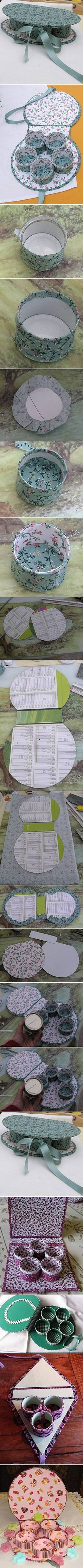 DIY Small Items Organizer DIY Projects