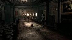 Image result for resident evil hd remaster entrance hall