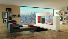 Composizioni soggiorno: Composizione 36e8 Side Storage da Lago | Anno: 2014 | Materiali: Laccato | #salonedelmobilemilano #design #isaloni #salonedelmobile #MilanoDesignWeek14 |