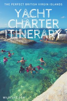 7 Day Itinerary for your next British Virgin Islands Yacht Charter Vacation! Bvi Sailing, Sailing Trips, Yacht Vacations, Caribbean Vacations, Dream Vacations, Cayman Islands, Barbados, Puerto Rico, Us Virgin Islands