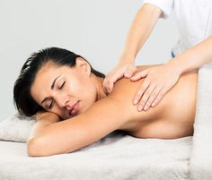 Massage speeds up recovery and improves muscle efficiency after a workout.
