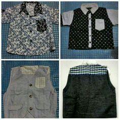 Temukan dan dapatkan Kemeja dan Rompi Bayi hanya Rp 65.000 di Shopee sekarang juga! http://shopee.co.id/althaf_shop/13034567 #ShopeeID